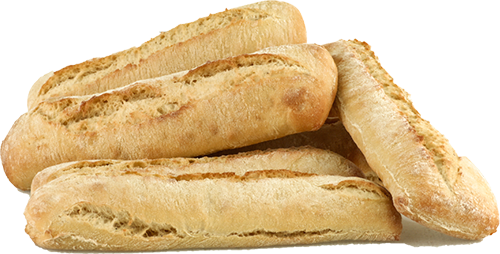 <strong>Baguette from ancient 2ab wheat </strong> 250g