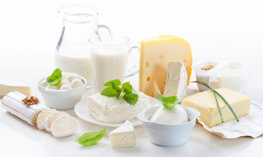 Молоко и сыры